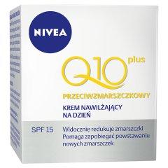 Krem Nivea visage q10 plus na dzień