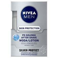 Woda Nivea Silver Protect po goleniu