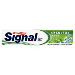 Pasta Signal family Herbal