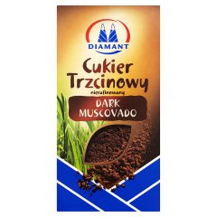 Cukier Diamant trzcinowy - Dark Muscovado