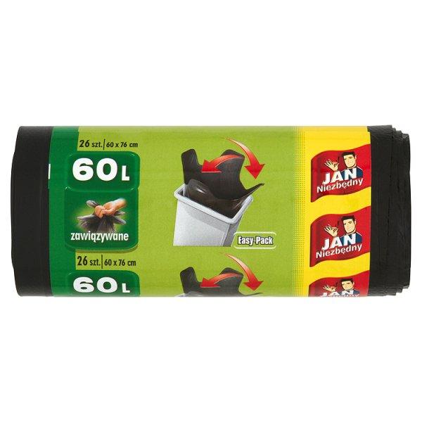 Worki Jan niezbędny easy pack 60l