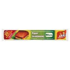 Jan Niezbędny Papier śniadaniowy 50 arkuszy