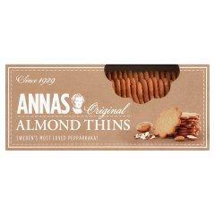 Ciasteczka Anna's korzenne o smaku migdałowym