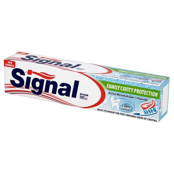 Pasta Signal Cavity Protection