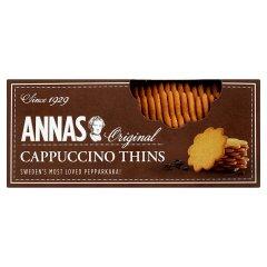 Ciasteczka Anna's korzenne o smaku cappuccino