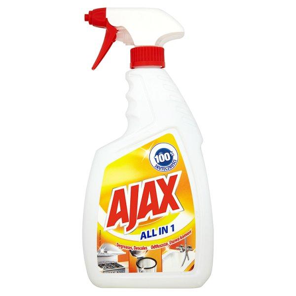 Płyn Ajax Spray Uniwersalny 1 Szt0750 Litr Ajax