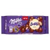 Czekolada milka bubbly alpejska z białą czekoladą