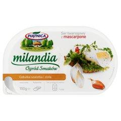 Ser twarogowy Milandia cebulka i zioła