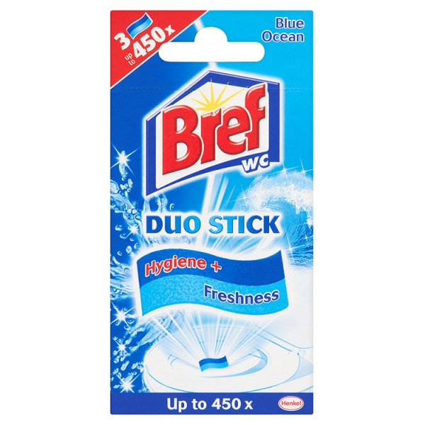 Bref duo-stick do wc blue ocean