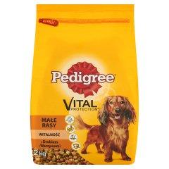Karma Pedigree sucha z drobiem i warzywami dla psa