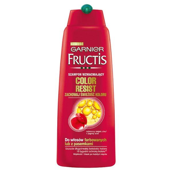 Szampon Garnier Fructis Color Resist