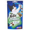 Felix Crispies mięso warzywa dla kota
