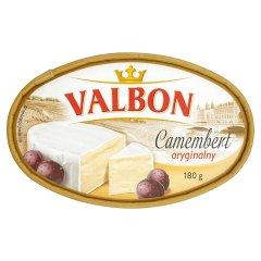 Valbon Camembert oryginalny 180 g