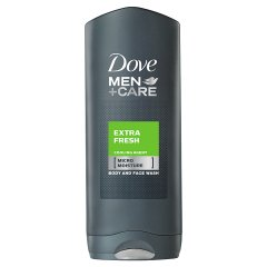 Dove Men plus Care Extra Fresh Żel pod prysznic 400 ml