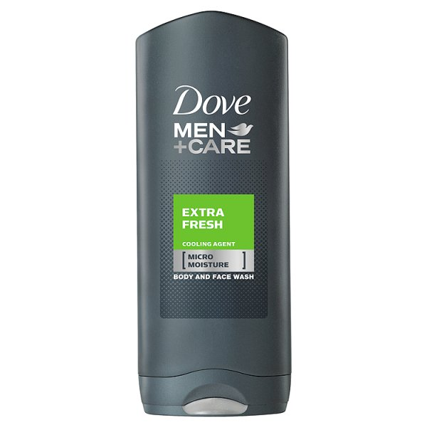 Dove Men żel pod prysznic Extra Fresh