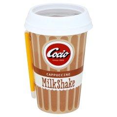 Cocio MilkShake napój mleczny o smaku cappuciono 180 ml