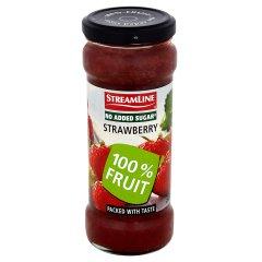 Dżem Streamline truskawkowy