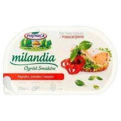 Ser twarogowy Milandia papryka i pomidor