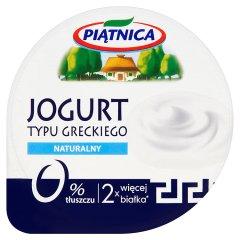 Jogurt Piątnica typu greckiego naturalny
