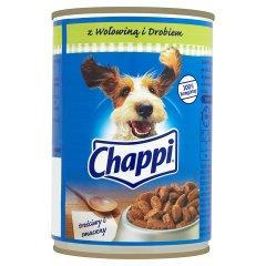 Karma Chappi - mięsne roladki z wołowiną i drobiem (P)