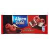 Czekolada Alpen Gold gorzka malina