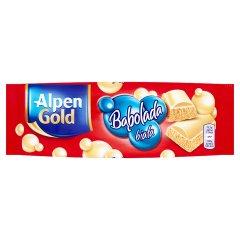 Czekolada Alpen Gold bąbolada