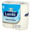 Papier toaletowy Lambi /4rolki