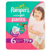 Pieluchomajtki Pampers Active Girl Extra Large Rozmiar 6 (16+kg)