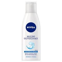 Nivea visage odświeżające mleczko oczyszczające