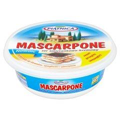 Ser Mascarpone śmietankowo-kremowy