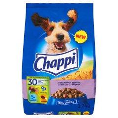 Chappi z 3 rodzajami mięsa Karma pełnoporcjowa 2,7 kg