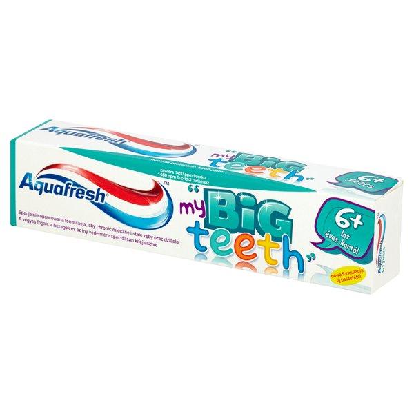 Pasta Aquafresh My Big Teeth dla dzieci 6+ lat