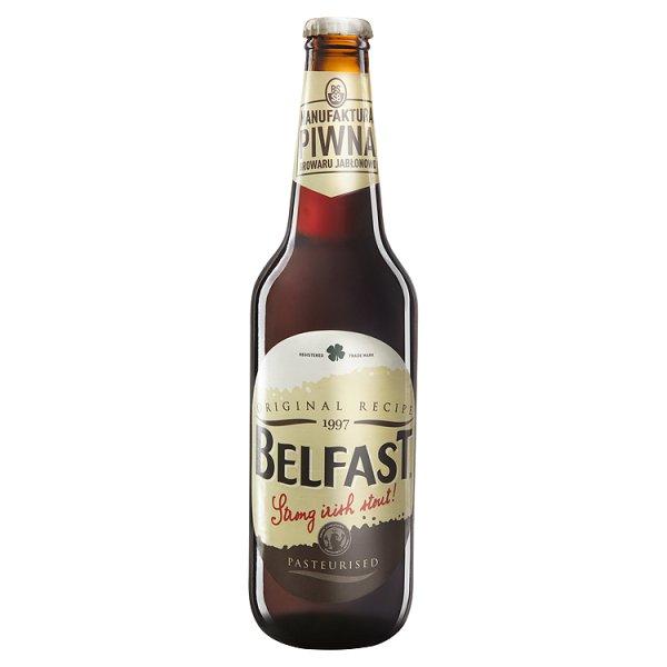 Piwo Belfast ciemne