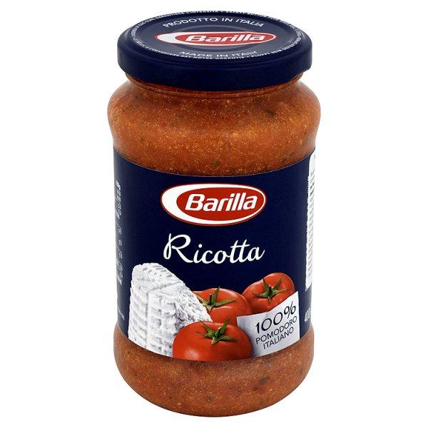 Sos Barilla Ricotta pomidorowy z serem ricotta