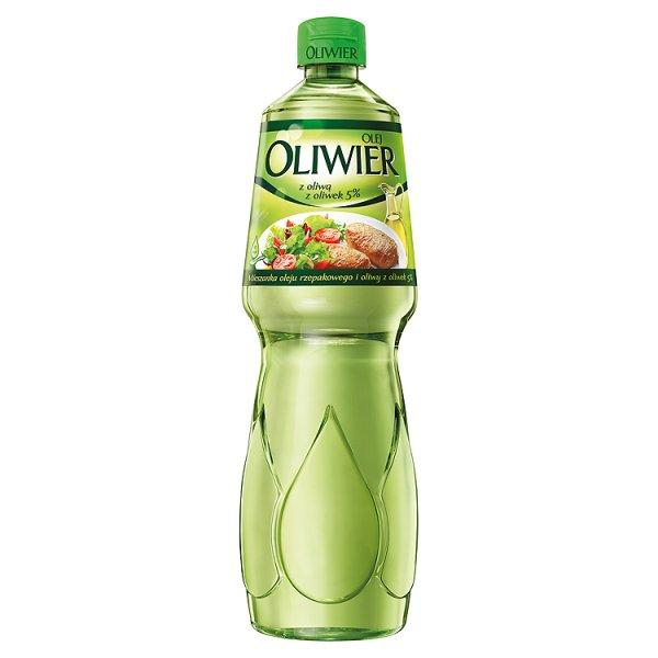 Olej Oliwier roślinny