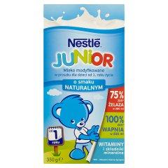 Mleko Nestle Junior o smaku naturalnym