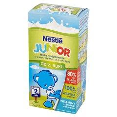 Mleko Nestle junior 2+