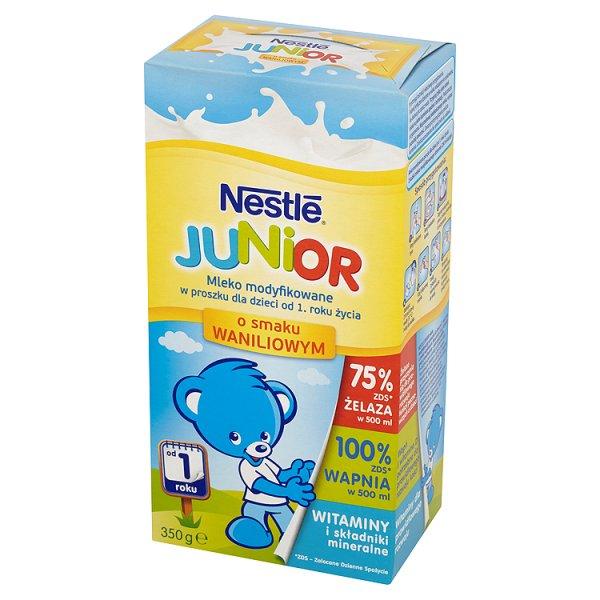 Mleko Nestle Junior waniliowe