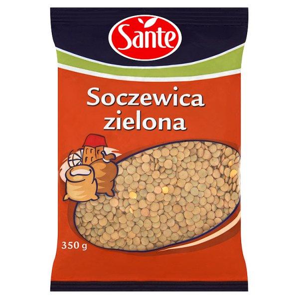 Sante Soczewica zielona 350 g