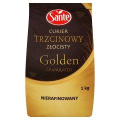 Sante Golden Granulated Cukier trzcinowy złocisty nierafinowany 1 kg
