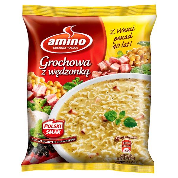 Zupa Grochowa Amino 1 Szt0065 Kg Amino Supermarket