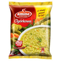 Zupa ogórkowa amino