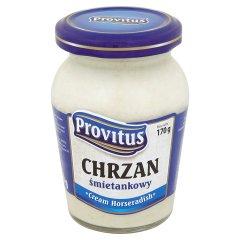 Chrzan Provitus śmietankowy