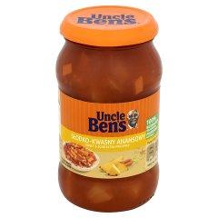 Sos uncle Ben's słodko - kwaśny ananasowy