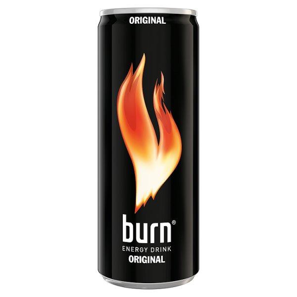 Burn Original Energy Drink napój energetyzujący