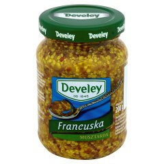 Musztarda Develey francuska