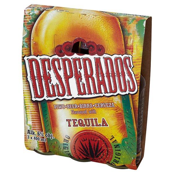 Piwo Desperados