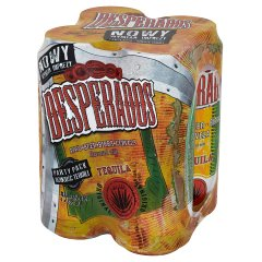 Piwo desperados puszka
