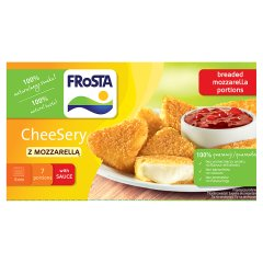 Cheesery z Mozzarellą Frosta