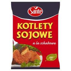 Kotlety Sante sojowe a'la schabowy